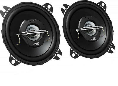 JVC JS420X 2-Wege Koaxial Lautsprecher 100 mm / 210 Watt Max- Max 2-wege Lautsprecher
