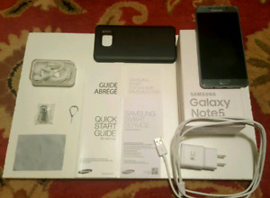 Samaung Galaxy Note 5 64 GB Titanium Grey