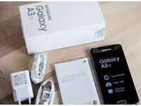 Samsung A3 6 brand new unwanted gift