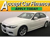 BMW 320 2.0TD d M Sport FROM £62 PER WEEK !