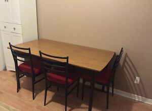 Dinning room table from the UK.