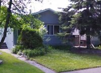 River Heights 3+2 Bungalow for sale!