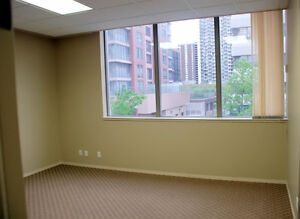 Individual Offices & Cubicles for Lease - Free Gym access