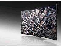"""Samsung Ue65hu8500 65"""" Curve UHD 4k Smart TV. Brand new boxed complete can deliver and set up."""