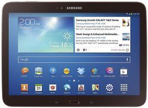 """Samsung Galaxy Tab 3 10.1"""" w/WiFi tablet"""