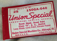 25 pack Union Special Sewing Needles