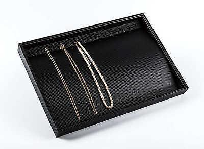 Schmuck-Lade für Ketten und Armbänder Armband-Lade Kettenlade Vorlage-Tablett