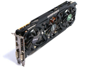 Gigabyte NVidia GTX 770 OC Windforce 2 GB Graphics Card