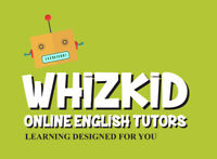 Online English Classes with an Author at WhizKid Tutors