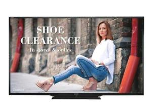 "80"" inch 3D! Super high Def Sharp Aquos LED TV"