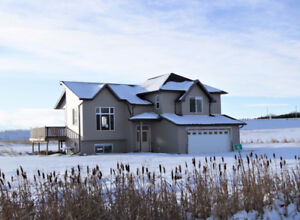 Modified Bi-Level on 3.16 Acres, Close to City Limits!