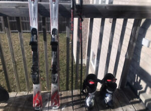 Ski package - excellent condition