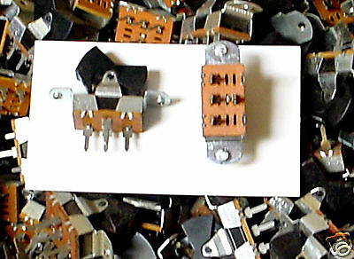 Rocker Switch Spdt Panel Or Pcb Mount Uid 1114 Ul List