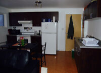 Bright, quiet bachelor suite on greenbelt in Riverdale