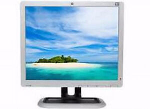 """HP 17"""" LCD Color Monitor L1710"""