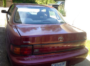 1992 Toyota Camry LE Other $600 OBO