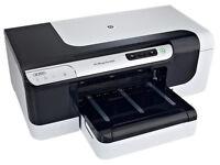 HP Officejet Pro 8000 printer + 1 x black ink cartridge