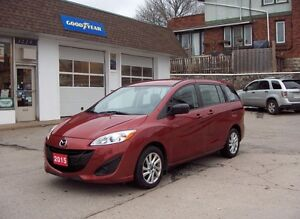 2015 Mazda Mazda5 GS w/ CRUISE CONTROL! POWER PACKAGE! 6-PASSENG