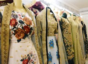 Pakistan Fancy Dress, Partywear gowns lengha SALE! 40% OFF!