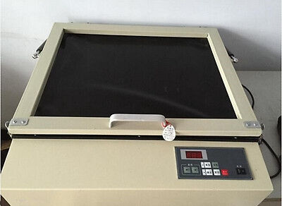 52cmx40cm Precise Vacuum Uv Exposure Unit Screen Printing Machine T