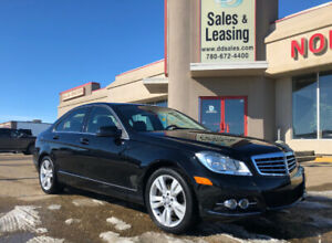 2013 Mercedes-Benz C-Class C 300/AWD/LEATHER