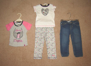 Girls Clothes - 24 months, sz 2, 3