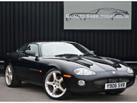Jaguar XKR 4.0 V8 Supercharged Coupe *Black + Ivory + High Spec*