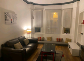 1 bed flat to rent for COP 26 Dennistoun