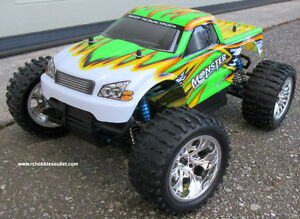 New RC Truck Brushless Electric LIPO 2.4G 4WD
