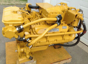 CATERPILLAR 3208 MARINE DIESEL ENGINE PARTS