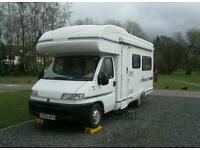 Swift Gazelle F61 Motorhome