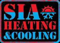 Air Conditioner, Furnace Service and Install (HVAC)