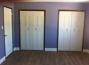 Newly Renovated Main Floor suite - includes utilities