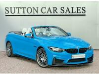 2017 BMW M4 3.0 BiTurbo Competition DCT (s/s) 2dr