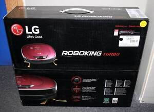 LG RoboKing Turbo Vacuum Melton Melton Area Preview
