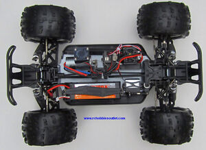 New RC Truck Brushless Electric 1/8 Scale TOP 2 LIPO 4WD RTR Kitchener / Waterloo Kitchener Area image 8