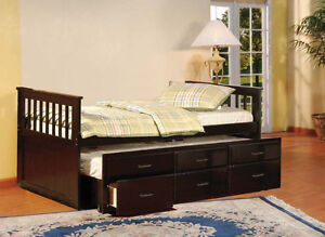 SOLID WOOD BUNK BEDS STRAT FROM $349 London Ontario image 6