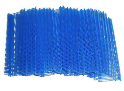 1000 Blue 1 Clothing Garment Price Label Tagging Tagger Gun Barbs Fasterners