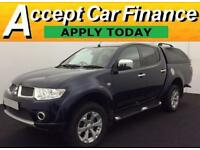 Mitsubishi L200 2.5DI-D CR ( EU V ) 4WD LB Barbarian FROM £62 PER WEEK !