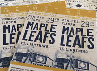 Leafs Aisle Golds 2-Game Pack