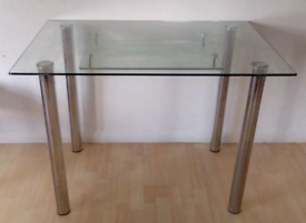 Stylish Glass Table