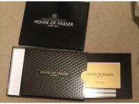 House of Fraser £200