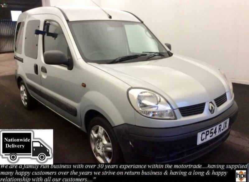 """2005 renault kangoo 1.6 16v automatic """"free delivery""""   in"""