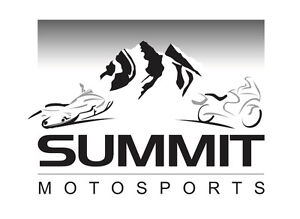 Summit Motosports - NEW SNOWMOBILE SERVICES - New Owners