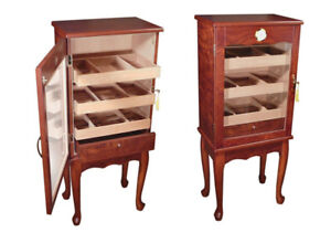 New Cigar Cabinet BNIB hold up to 600 cigars