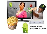 Jadoo 4 South Asian HD Channels Android TV box-FREE SETUP