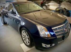 MINT 2008 CADILLAC CTS WITH LOW KMS – NEVER WINTER DRIVEN