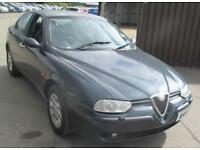 Alfa Romeo 156 Saloon 2.0 Ts Lusso 4Dr. Lots of other cheap cars for sale.