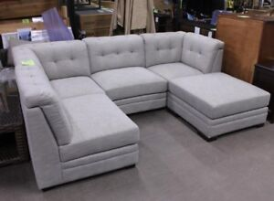 5 Piece Living Room Sectional