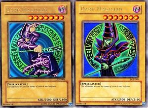 Two extremely rare Dark Magician's for sale! Cornwall Ontario image 1